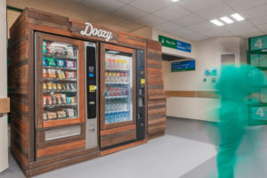 salisbury hospital vending machine
