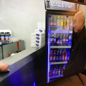Free Vending Machines and Fridges - BBC's Britain's Fat Fight