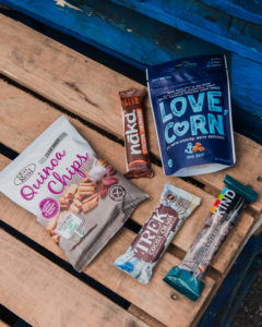 gluten free products from doozy life