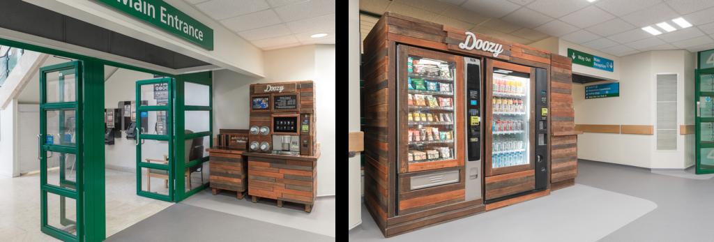 Salisbury hospital healthy vending