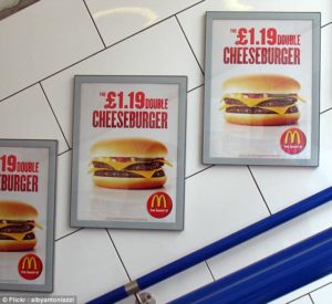 obesity crisis junk food ad banned