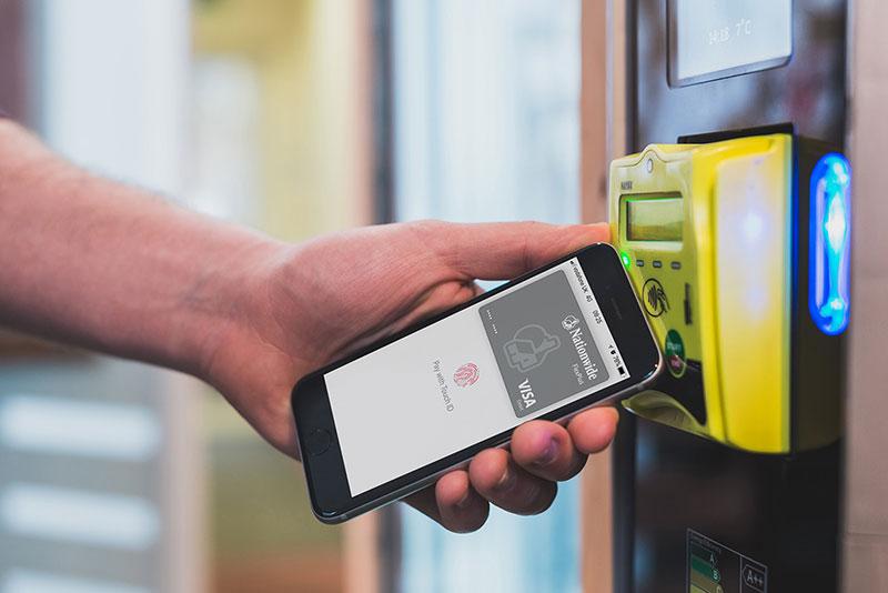 cashless vending machines nayax