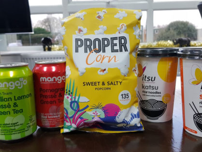new healthy vending products feature