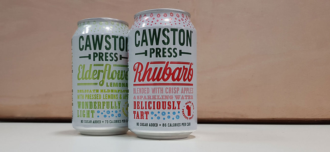 Cawston Press no artificial sweeteners