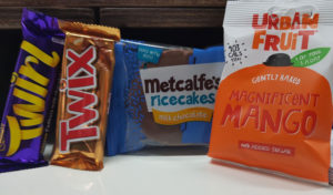 healthy vending vs traditional snack confectionary