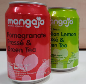 no artificial sweeteners mangajo