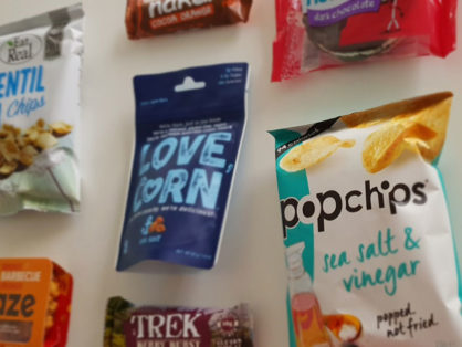 healthy vending products snack feature