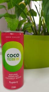 Coco fuzion healthy vending