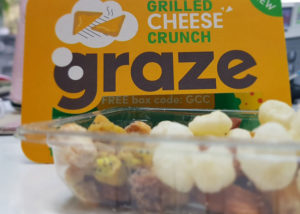 Graze healthy vending product