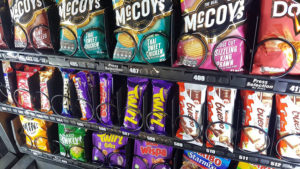 healthy vending machines unhealthy choices