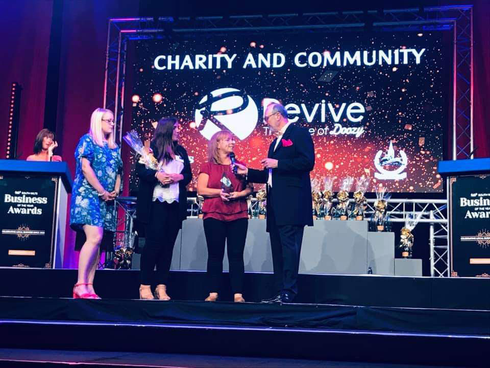 Community and Charity Award