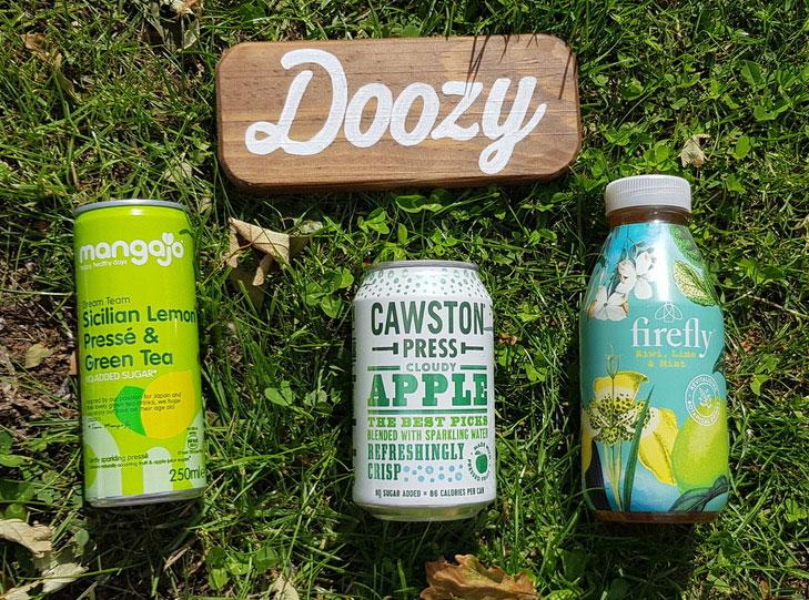 diet drinks alternative mix