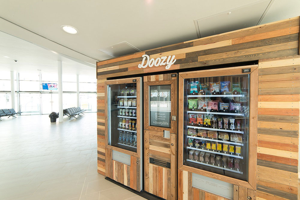 doozy vending machines travel hub