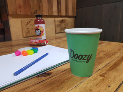 Doozy vending solution coffee