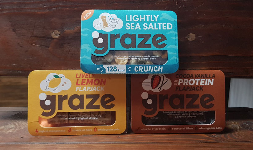 Graze products the healthy snack revolution