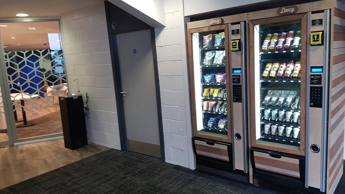 doozy healthy vending site