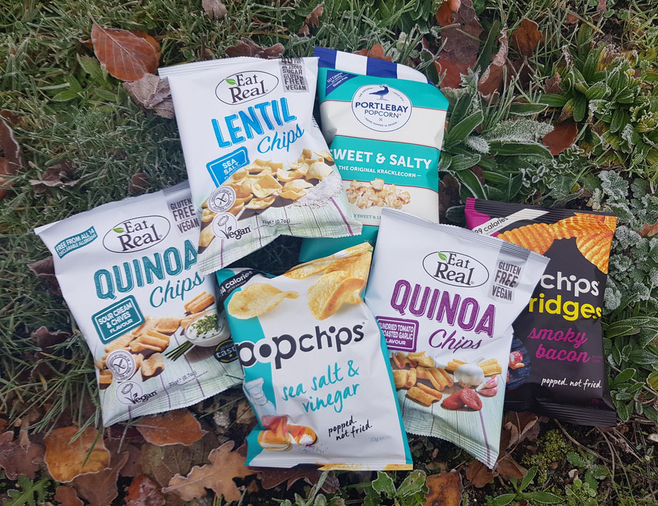 healthy snack revolution options